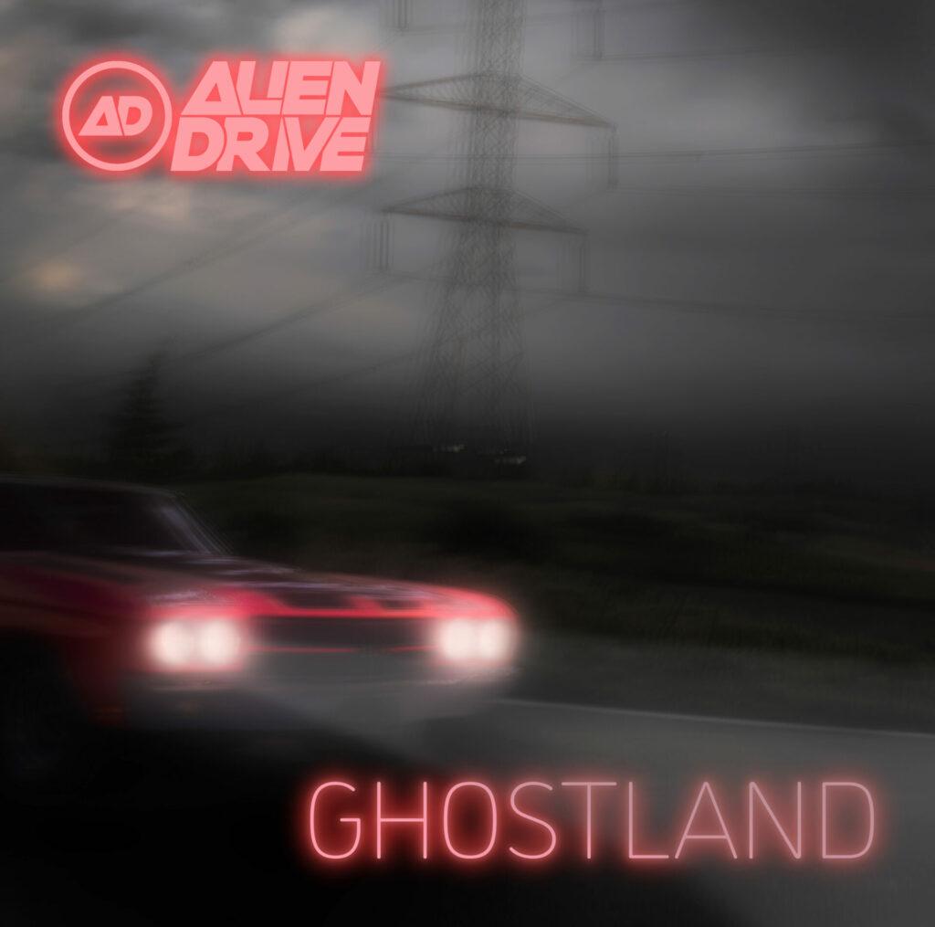 Ghostland Cover Alien Drive